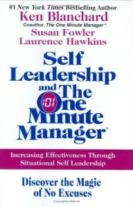 Self leadership - the one minute manager
